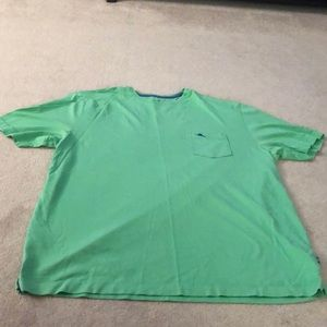 Green Tommy Bahama T-shirt